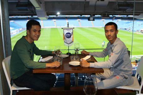 Chuyen di de doi cua FC Thanh Dong o Real Madrid - Anh 11