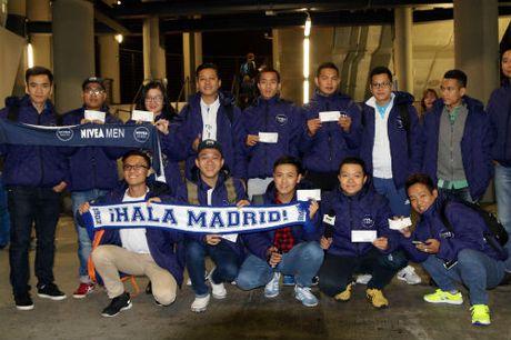 Chuyen di de doi cua FC Thanh Dong o Real Madrid - Anh 12