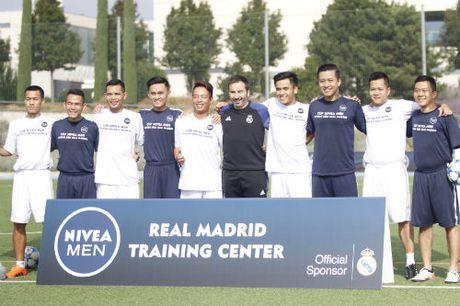 Chuyen di de doi cua FC Thanh Dong o Real Madrid - Anh 5