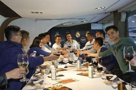 Chuyen di de doi cua FC Thanh Dong o Real Madrid - Anh 7