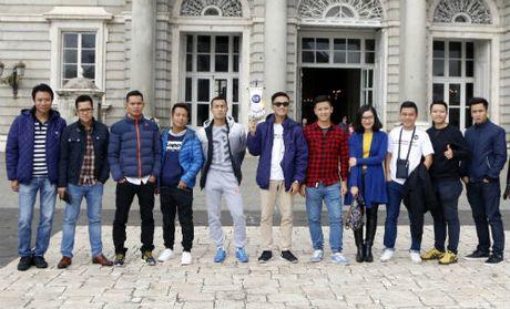 Chuyen di de doi cua FC Thanh Dong o Real Madrid - Anh 8