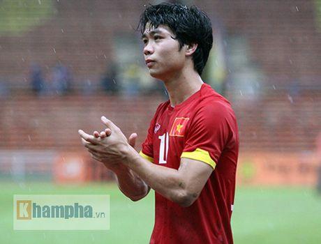 U19 Viet Nam 2016 + U19 lua Cong Phuong = HCV SEA Games 2017? - Anh 1