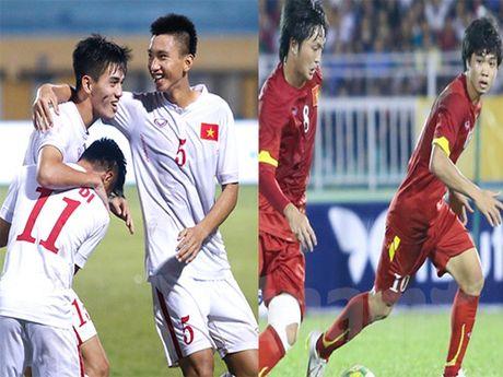 U19 Viet Nam 2016 + U19 lua Cong Phuong = HCV SEA Games 2017? - Anh 2