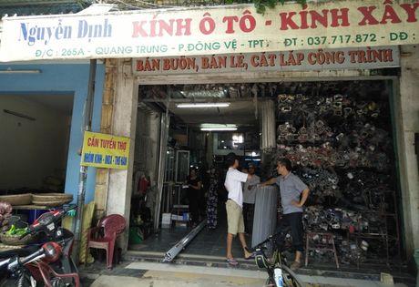 Thanh Hoa: Trom dung dao khong che chau be de tong tien - Anh 1