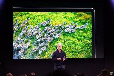 Apple 'trinh lang' san pham Macbook Pro voi nhieu tinh nang vuot troi - Anh 23