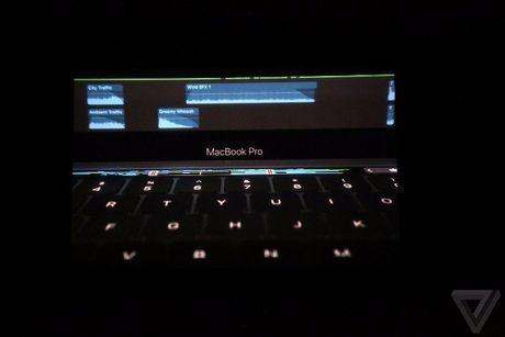 Apple 'trinh lang' san pham Macbook Pro voi nhieu tinh nang vuot troi - Anh 24