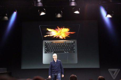 Apple 'trinh lang' san pham Macbook Pro voi nhieu tinh nang vuot troi - Anh 25