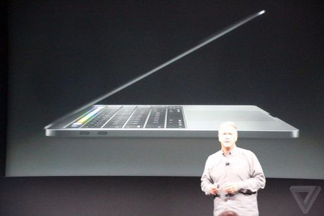 Apple 'trinh lang' san pham Macbook Pro voi nhieu tinh nang vuot troi - Anh 27