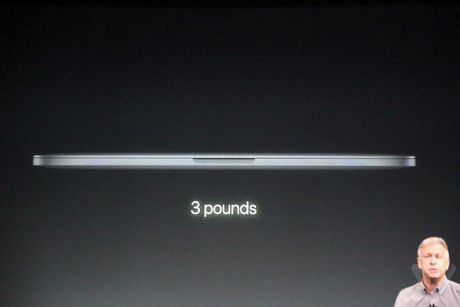 Apple 'trinh lang' san pham Macbook Pro voi nhieu tinh nang vuot troi - Anh 29