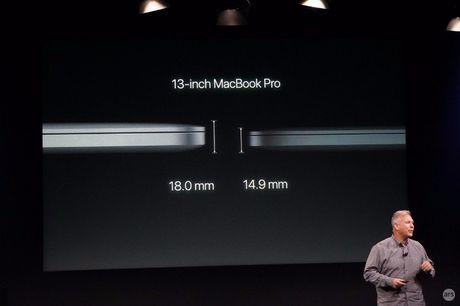 Apple 'trinh lang' san pham Macbook Pro voi nhieu tinh nang vuot troi - Anh 30
