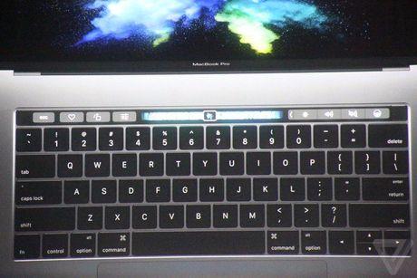 Apple 'trinh lang' san pham Macbook Pro voi nhieu tinh nang vuot troi - Anh 31