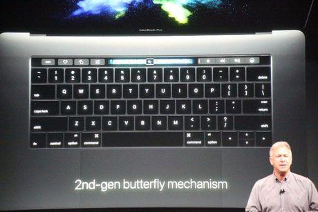 Apple 'trinh lang' san pham Macbook Pro voi nhieu tinh nang vuot troi - Anh 32