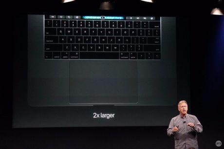 Apple 'trinh lang' san pham Macbook Pro voi nhieu tinh nang vuot troi - Anh 33