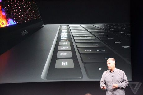 Apple 'trinh lang' san pham Macbook Pro voi nhieu tinh nang vuot troi - Anh 34