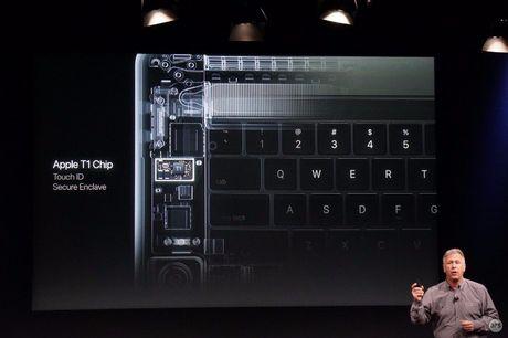 Apple 'trinh lang' san pham Macbook Pro voi nhieu tinh nang vuot troi - Anh 36