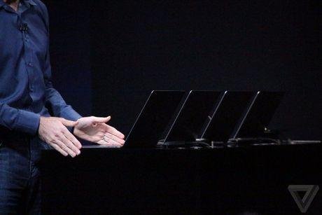 Apple 'trinh lang' san pham Macbook Pro voi nhieu tinh nang vuot troi - Anh 38