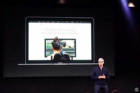 Apple 'trinh lang' san pham Macbook Pro voi nhieu tinh nang vuot troi - Anh 3