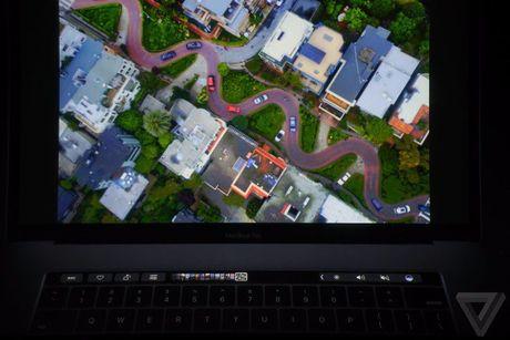 Apple 'trinh lang' san pham Macbook Pro voi nhieu tinh nang vuot troi - Anh 42