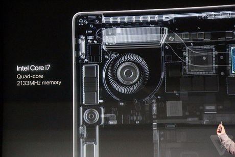 Apple 'trinh lang' san pham Macbook Pro voi nhieu tinh nang vuot troi - Anh 47