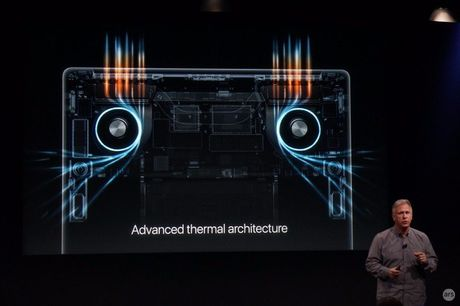 Apple 'trinh lang' san pham Macbook Pro voi nhieu tinh nang vuot troi - Anh 48