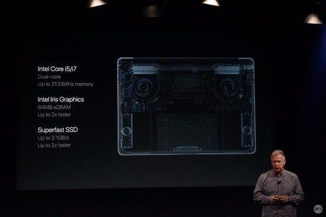 Apple 'trinh lang' san pham Macbook Pro voi nhieu tinh nang vuot troi - Anh 50