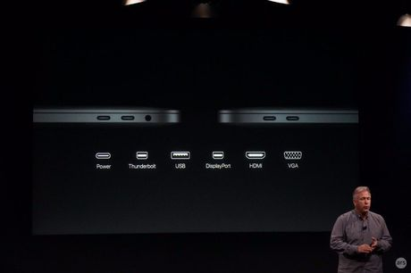 Apple 'trinh lang' san pham Macbook Pro voi nhieu tinh nang vuot troi - Anh 51
