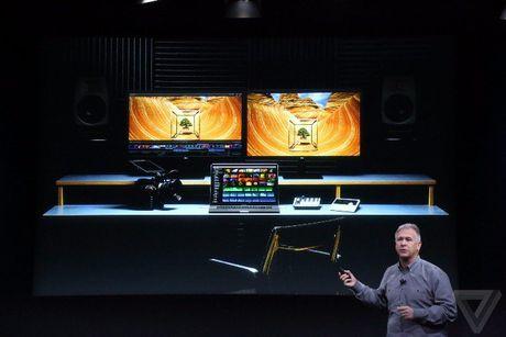 Apple 'trinh lang' san pham Macbook Pro voi nhieu tinh nang vuot troi - Anh 52