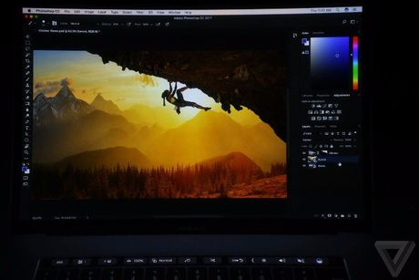Apple 'trinh lang' san pham Macbook Pro voi nhieu tinh nang vuot troi - Anh 57