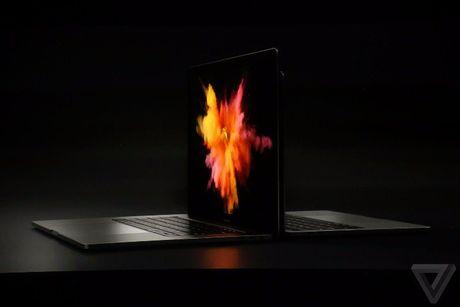 Apple 'trinh lang' san pham Macbook Pro voi nhieu tinh nang vuot troi - Anh 67