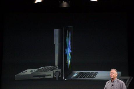 Apple 'trinh lang' san pham Macbook Pro voi nhieu tinh nang vuot troi - Anh 68