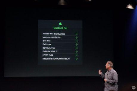 Apple 'trinh lang' san pham Macbook Pro voi nhieu tinh nang vuot troi - Anh 69