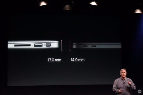 Apple 'trinh lang' san pham Macbook Pro voi nhieu tinh nang vuot troi - Anh 71