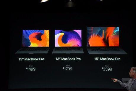 Apple 'trinh lang' san pham Macbook Pro voi nhieu tinh nang vuot troi - Anh 72