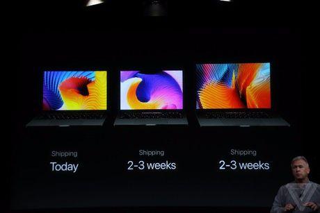 Apple 'trinh lang' san pham Macbook Pro voi nhieu tinh nang vuot troi - Anh 73