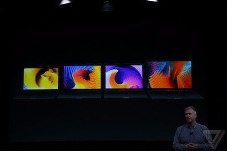 Apple 'trinh lang' san pham Macbook Pro voi nhieu tinh nang vuot troi - Anh 74