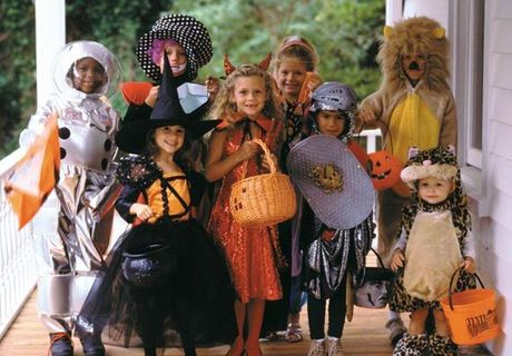 Nguon goc, y nghia cua le hoi Halloween - Anh 2