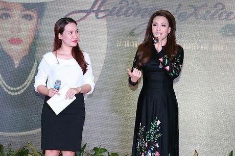 Ho Quynh Huong: Khong dong cap voi dien vien khac gioi - Anh 3