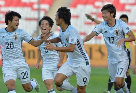 U.19 Nhat Ban ha U.19 Viet Nam 3-0 bang doi hinh hai - Anh 1