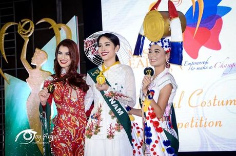 Chung ket Miss Earth 2016: Co nen qua ky vong o Nam Em? - Anh 2