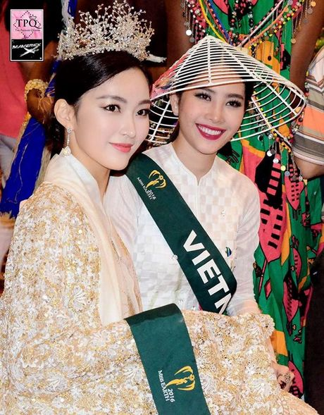 Chung ket Miss Earth 2016: Co nen qua ky vong o Nam Em? - Anh 3