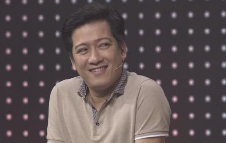 Toc Tien mang Truong Giang khi bi 'nhay vo mieng' luc dang noi - Anh 1