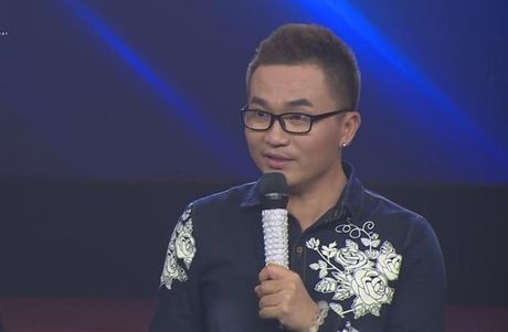 Toc Tien mang Truong Giang khi bi 'nhay vo mieng' luc dang noi - Anh 3