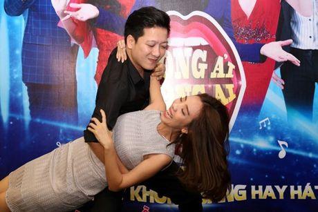 Toc Tien mang Truong Giang khi bi 'nhay vo mieng' luc dang noi - Anh 4