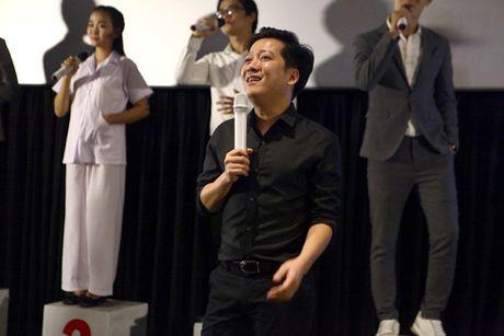 Toc Tien mang Truong Giang khi bi 'nhay vo mieng' luc dang noi - Anh 5