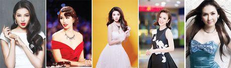 Chuyen dong cung: Pham Huong, Ha Anh, Ngoc Duyen, Angela Phuong Trinh, Mai Mai - Anh 1