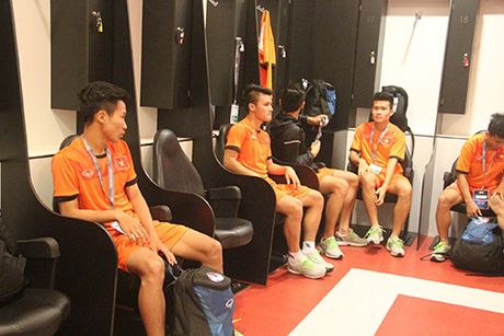 U19 Viet Nam vs U19 Nhat Ban (0-3): Luc bat tong tam - Anh 2