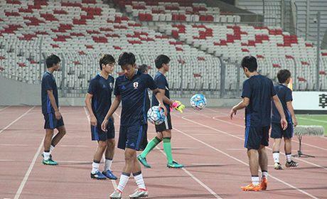 U19 Viet Nam vs U19 Nhat Ban (0-3): Luc bat tong tam - Anh 4
