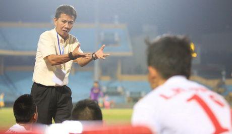U19 Viet Nam vs U19 Nhat Ban (0-3): Luc bat tong tam - Anh 5