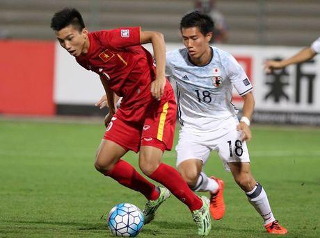 U19 Viet Nam vs U19 Nhat Ban (0-3): Luc bat tong tam - Anh 7
