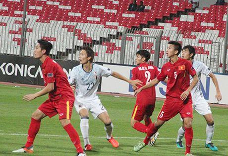 U19 Viet Nam vs U19 Nhat Ban (0-3): Luc bat tong tam - Anh 8